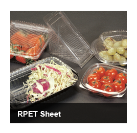 RPET Sheet - Recycled Polyethylene Terephthalate Sheet