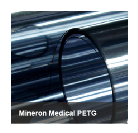 Mineron Medical PETG Copolyester Sheet
